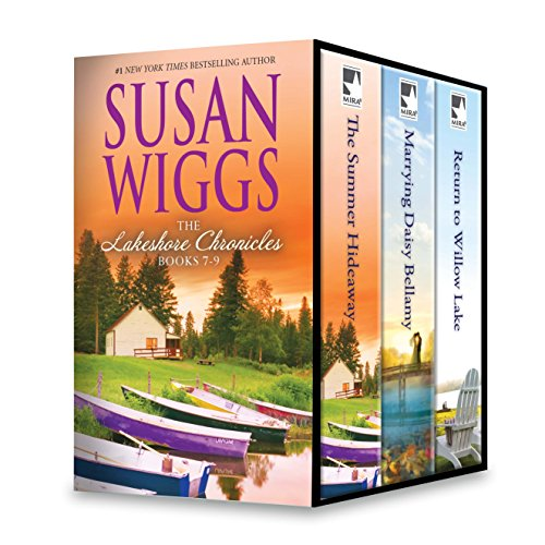 Susan Wiggs Lakeshore Chronicles Series Books 7-9: An Anthology ()