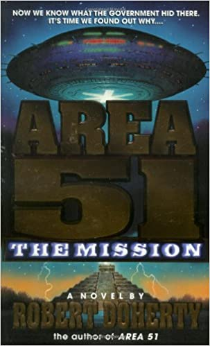 Book Area 51: The Mission