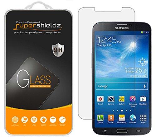 2-pack-samsung-galaxy-mega-2-tempered-glass-screen-protector-supershieldz-anti-scratch-anti-fingerpr