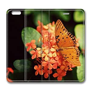 Beautiful Native Design Leather Cover for iPhone 6 by Cases & Mousepads