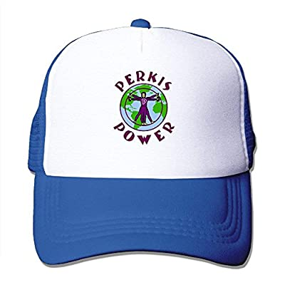 Perkis Power Sun Hats Snapback Hat Dad Cap Black