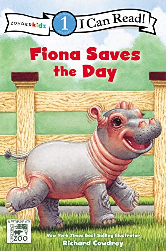 Book Cover: Fiona Saves the Day: Level 1