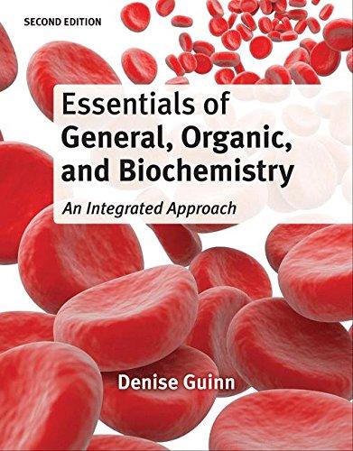 Essentials Of Gen.,Organic+Biochemistry