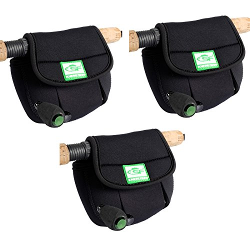 SF 3SF Spinning Reel Cover Fits up to 3000 Series Spinning Reels(up to 3000 Reels)