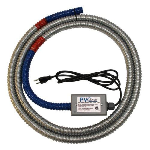Od Pvc Pipe (PVC Pipe Heater Bender - B-9' Bends Schd. 40 - 80 PVC Pipe Sizes OD: 1 1/4 -6