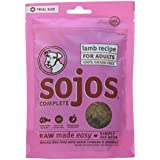 SOJOS Lamb Recipe Complete Adult Dog Food Trial Package, 4 oz