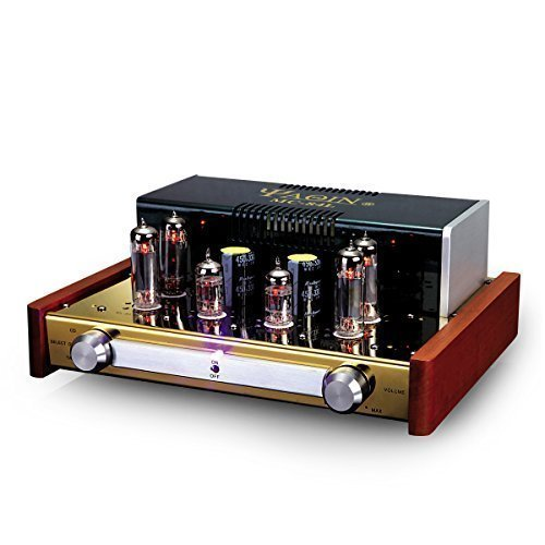 YAQIN MC-84L 6P14 x4 Class A Vacuum Tube Integrated Amplifier Best Selling YAQIN