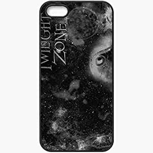 Personalized For Iphone 5C Phone Case Cover Skin The Twilight Zone Black
