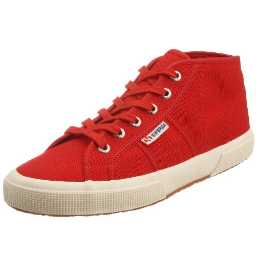 Sneakers 40 basse 975 2754 Superga adulti miste per Navy Red Red cotu qtEvxTUw8