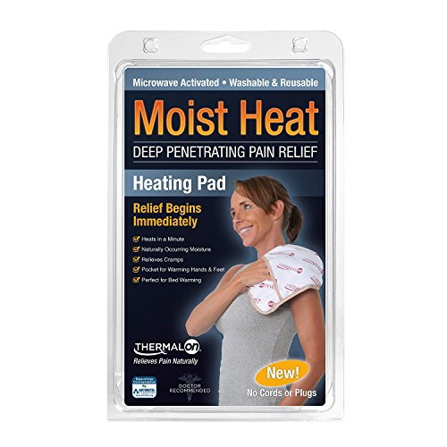 Thermalon Microwave Activated Moist Heat Pad for Shoulder, A