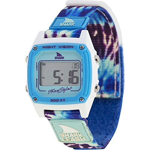 Freestyle Shark Classic Leash Tie-Dye Blue Daze Unisex Watch - Freestyle Watches
