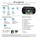 HP OfficeJet 4650 Wireless All-in-One Photo Printer with Mobile Printing, Instant Ink Ready