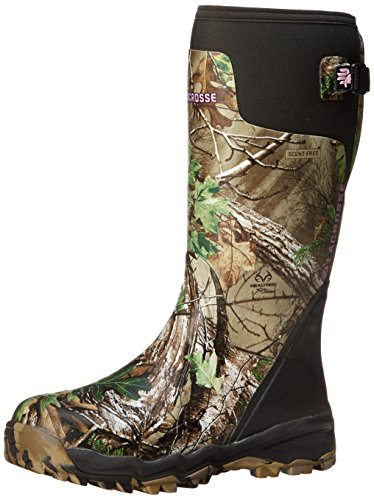 UPC 715474268787, LaCrosse Women's Alphaburly Pro 15 Realtree APG Hunting Boot,Realtree Xtra Green,9 M US