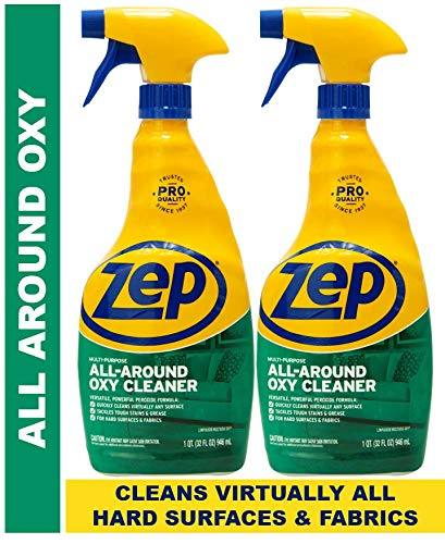 - Zep All-Around Oxy Cleaner Degreaser 32 Ounce ZUAOCD32 (Pack of 2)