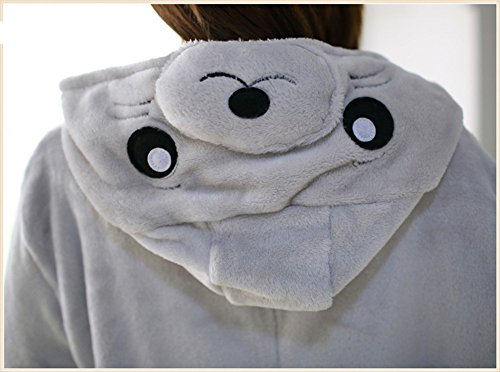Molly Unisex Adulto Kigurumi Cosplay Costume Animale Pigiama XL SeaLion