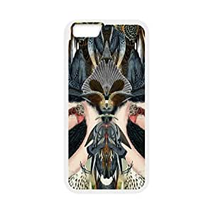 Feather YT012218 Phone Back Case Customized Art Print Design Hard Shell Protection Iphone 6