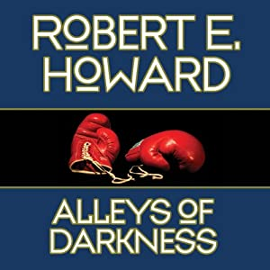 Alleys of Darkness Audiobook