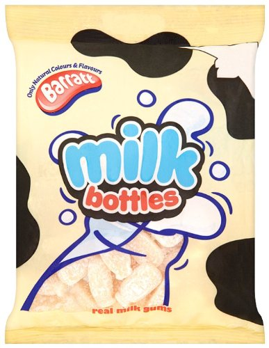 Barratt Milk Bottles 150g