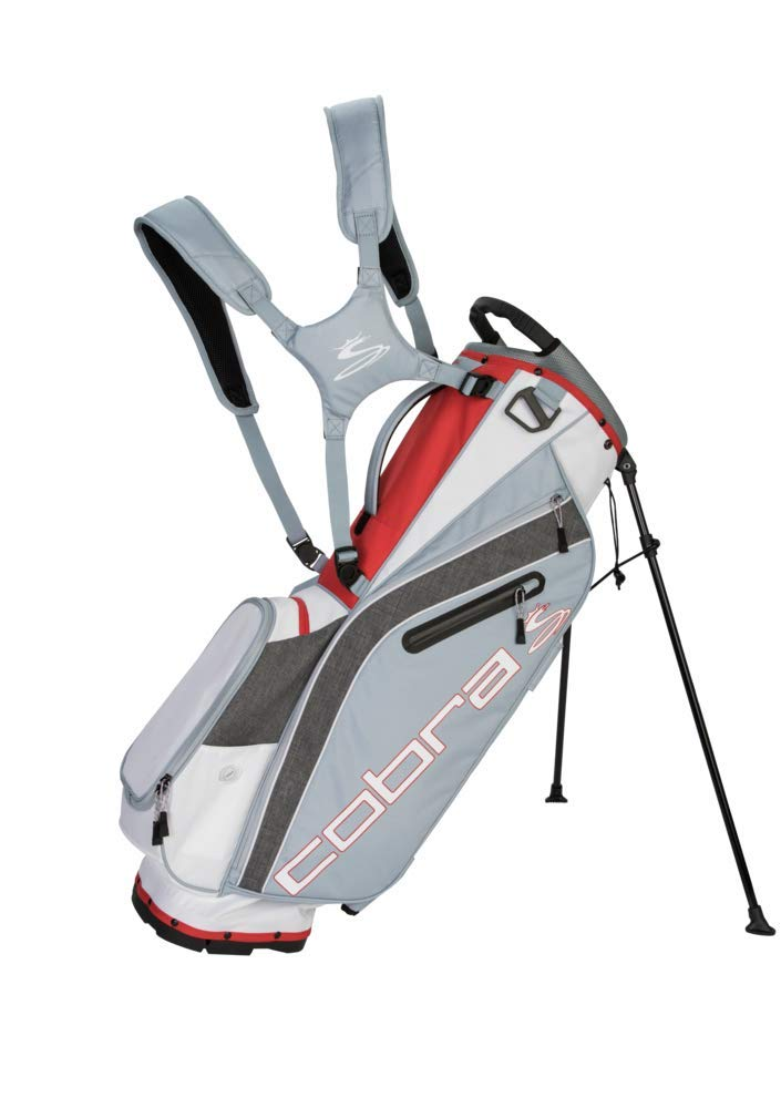 Cobra Golf 2019 Ultralight Stand Bag (White) by Cobra