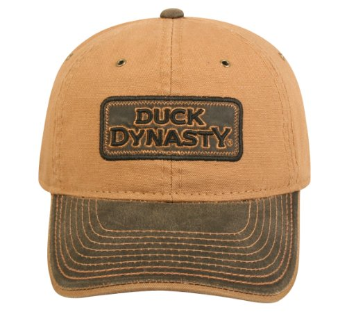 Outdoor Cap Brown Duck Dynasty Cap