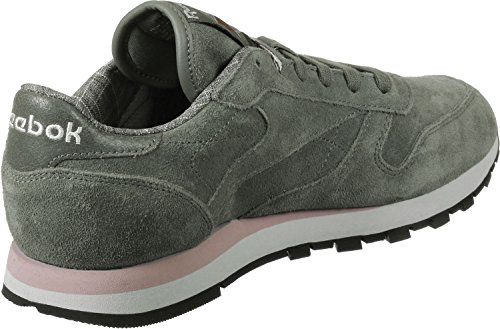 Lthr Skull Femme Blk Pink ironstone Chaussures Gris Mroon noir Coll Reebok rose W Fitness Cl De amp;w Grey Multicolore 0OMqa5x6