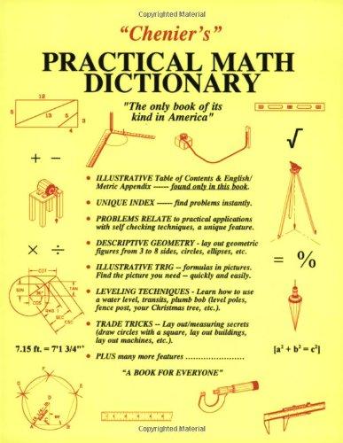 Math Dictionary - Chenier's Practical Math Dictionary
