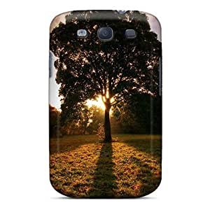 EITDNud3677Wvkfh Jeffrehing Awesome Case Cover Compatible With Galaxy S3 - Basking In The Sun