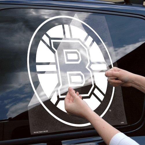 boston bruins auto decal - 2