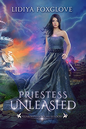 Priestess Unleashed: A Reverse Harem Fantasy (Guardians of Sky and Shadow Book 3)