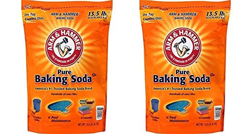 ARM & HAMMER Baking Soda - 13.5 lb. (2 Pack)