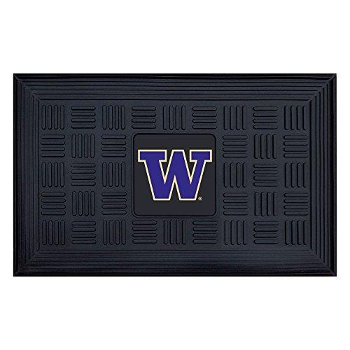 FANMATS NCAA University of Washington Huskies Vinyl Door Mat ()