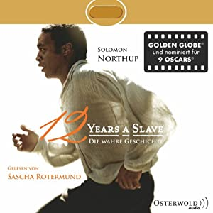 Twelve Years a Slave Hörbuch