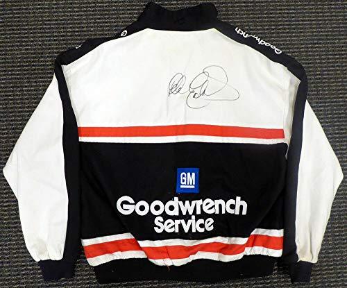 Dale Earnhardt Sr. Autographed Chase Jacket JSA -