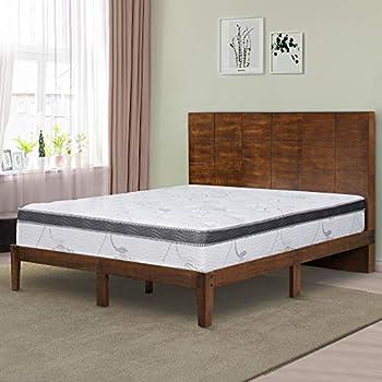 Amazon Com Olee Sleep Vc48sf01k 48 Inch Tall Headboard