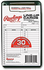 Rawlings System-17 Line-Up Card Case