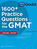 Grockit 1600+ Practice Questions for the GMAT: Book + Online (Grockit Test Prep)