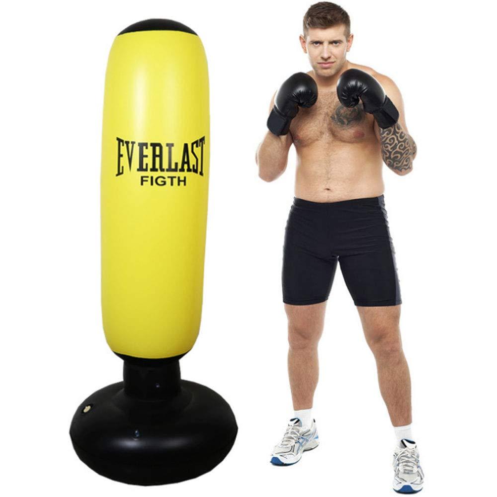 KY Saco de Boxeo Bolso Derecho del Boxeo de la Blanco del Boxeo - Bolsos Resistentes del Boxeo Excelentes para el Entrenamiento de ...