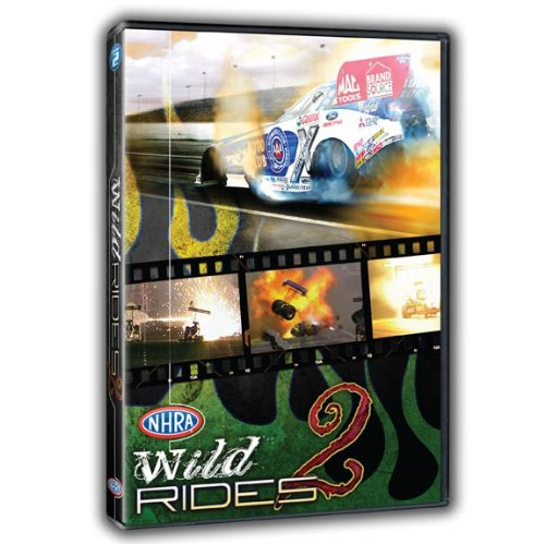 Pro Stock Motorcycle - NHRA Wild Rides 2. In this second edition of the NHRA's lightning-fast, edge-of-your-seat series, you'll see and hear some of the sport's most popular drivers in Top Fuel, Funny Car, Pro Stock, and Pro Stock Motorcycle relive and retell their wildest rides during the heat of battle.