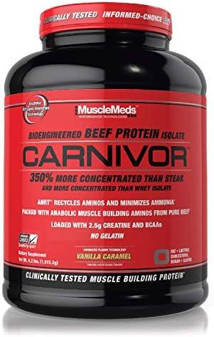"""""""Carnivor"""" von Muscle Meds, Lebensmittelergänzung, 1,8 kg"""