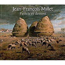 Jean-Francois Millet Pastels and Drawings