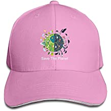 Sh4HGE Save The Planet Unisex Baseball Classic Caps Adjustable Strapback Cotton Athletic Dad Hats