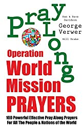 Pray Along Operation World Mission Prayers