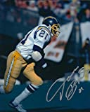 Autographed James Brooks 8x10 San Diego Chargers Photo