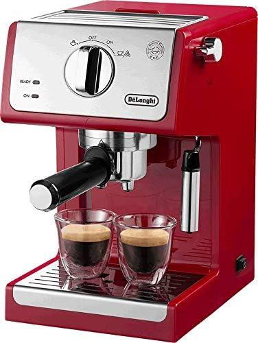 ECP3220J-R(パッション レッド) コーヒーメーカー アクティブ