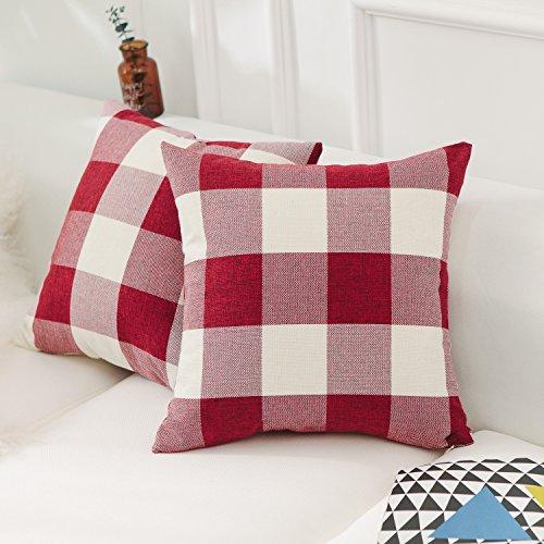 Valentines Decoration Farmhouse Decorative Pillowcase