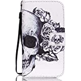 Aiyze for Galaxy S3 Case Galaxy SIII Neo+ Wallet Cases Color Printed PU Leather Credit Card Holder Flip Cover...