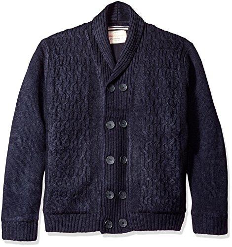 vintage pea coat - 3