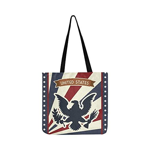 Amazon Com Eagle Silhouette United States Of America Flag Day