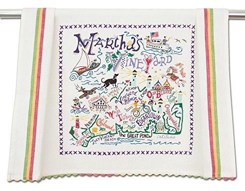 (Catstudio Martha's Vineyard Dish Towel)