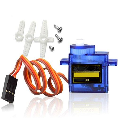 Review 6 PCS SG90 Micro